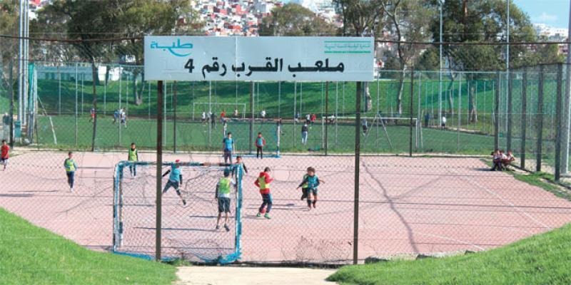 Le sport, nouvelle vocation pour Tanger