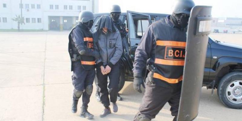 BCIJ: Démantèlement d'une cellule terroriste à Safi