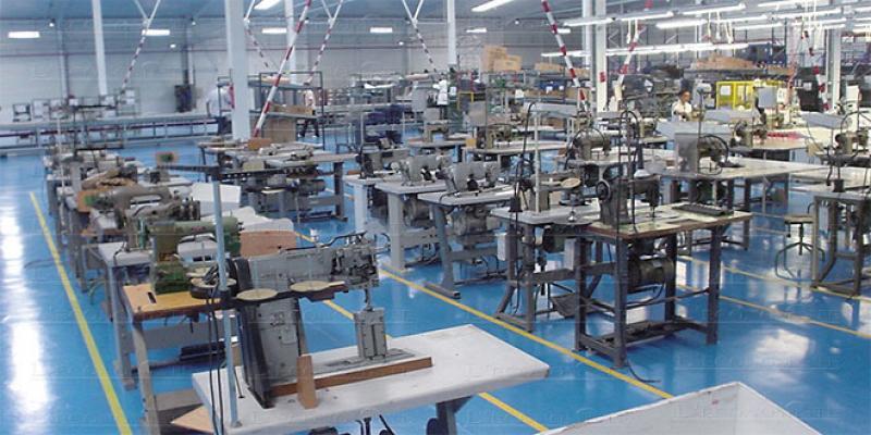 Nord/Textile: Une entreprise sur deux à l'arrêt