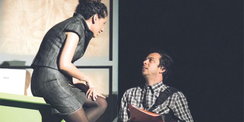 Théâtre: Le chômage mis en scène