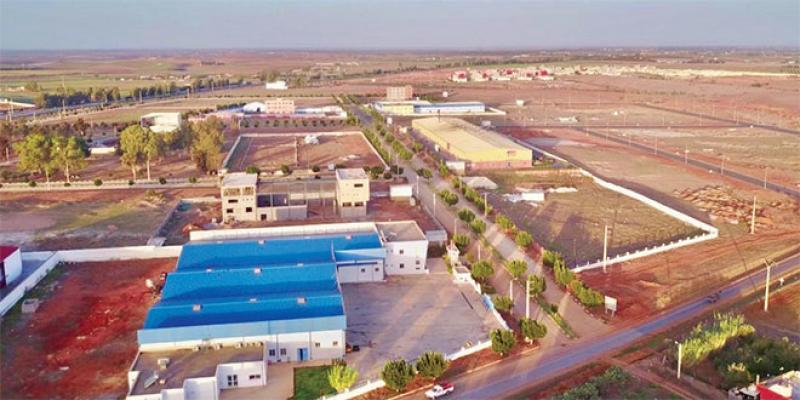 Tiflet: L'extension du Parc industriel Aïn Johra se poursuit