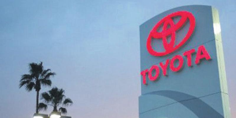 La recette Toyota pour le véhicule à hydrogène