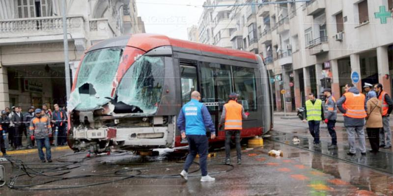 Casa-Tramway: Encore plus d'accidents!