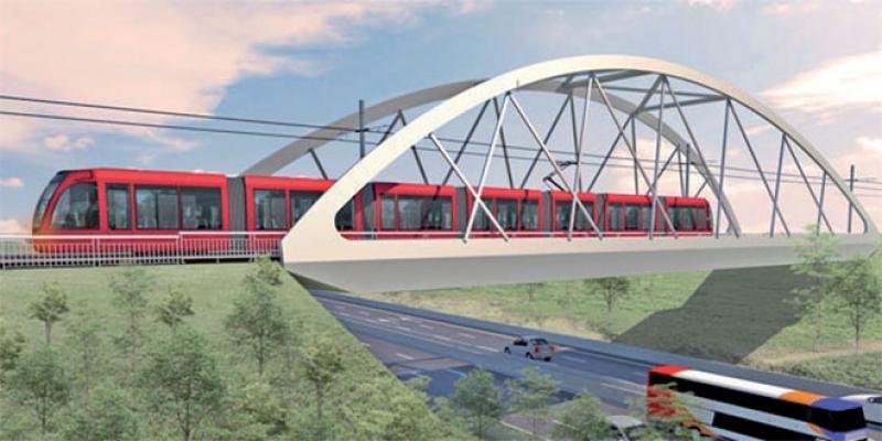 Casa-tramway: La future ligne T4 franchit une étape majeure