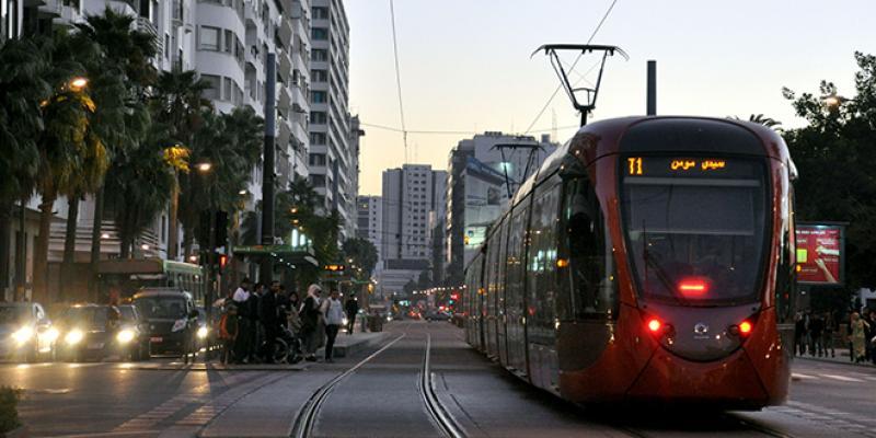 Aid Al Adha: Les fréquences du Tramway-Casablanca changent