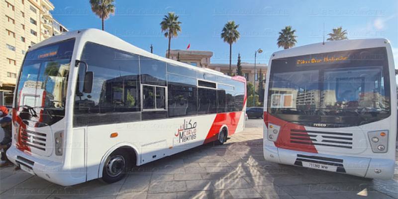 Transport public: Citybus Meknès continue de renouveler sa flotte