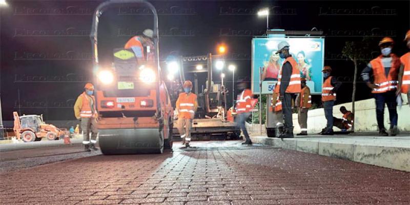 Meknès: Lifting réussi pour l'avenue des FAR