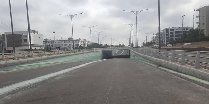 Rabat/Voie de contournement : La fluidité de la circulation améliorée