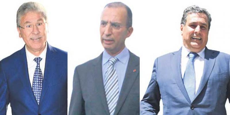 Enquête exclusive: Le trio des ministres qui «vont compter»