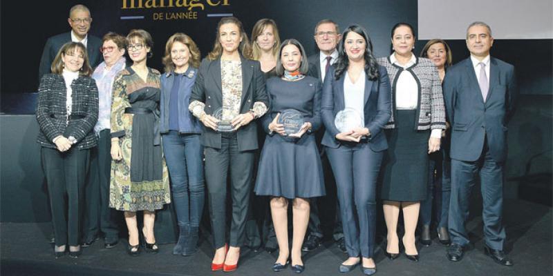 Trophée de la femme manager 2017: Arrêt sur images