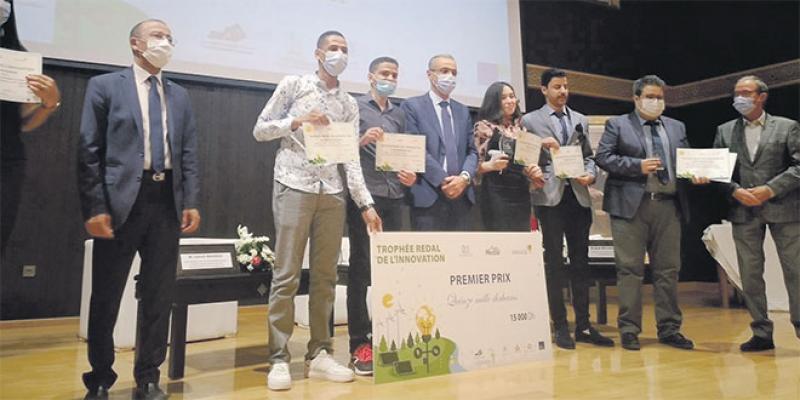 Les étudiants de Rabat s'intéressent à la performance de Redal