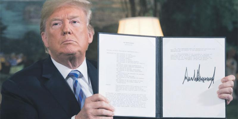 La politique étrangère de Trump sous les projecteurs
