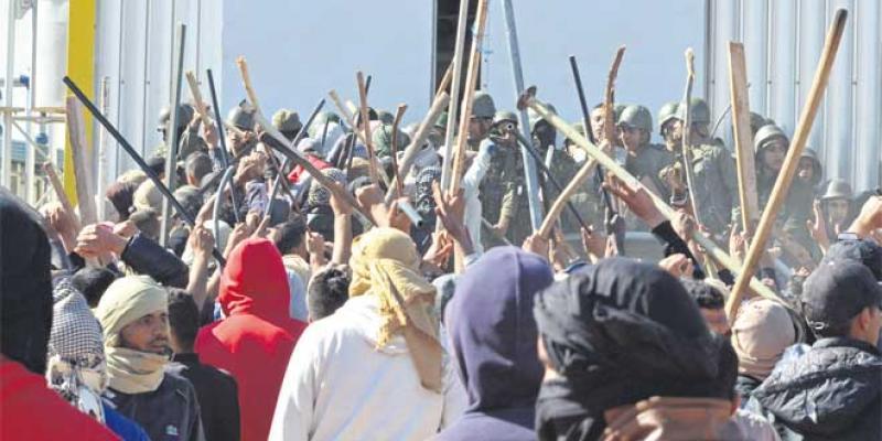 Coup de filet anticorruption en Tunisie
