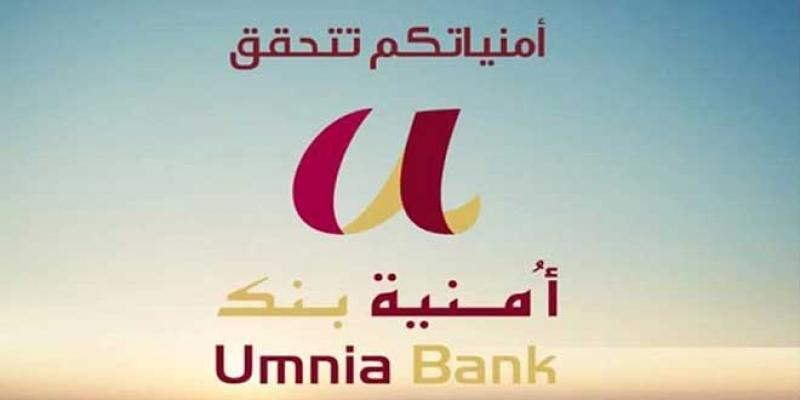 Bon cru pour Umnia Bank