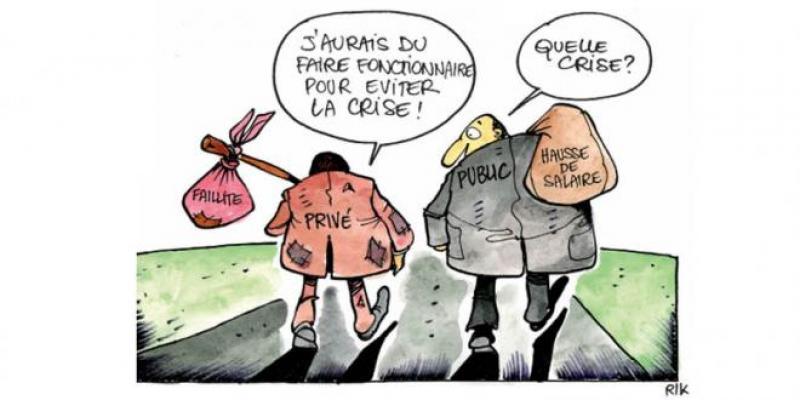 Finances publiques: Les dépenses du personnel insensibles à la crise