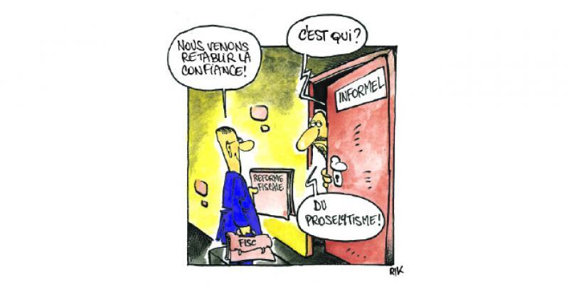 Fiscalité: La loi-cadre quitte le Parlement