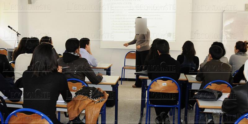 Rentrée universitaire: Entrée en vigueur de l'accord de coopération triennale