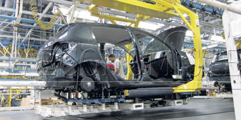 Automobile: 26 usines d'un coup!