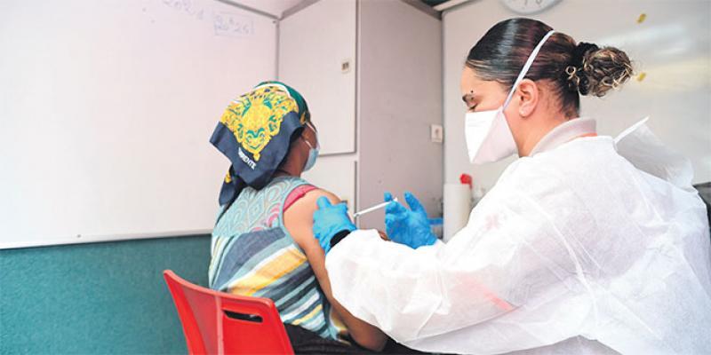 4 milliards de doses de vaccins administrées dans le monde!
