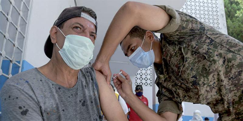 Tunisie: Journée de vaccination marathon pour contrer la crise!