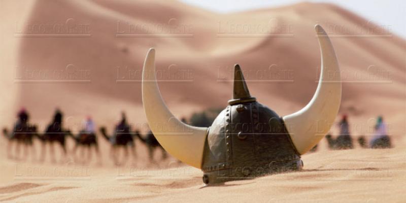 Les Vikings à l'assaut du désert de Merzouga