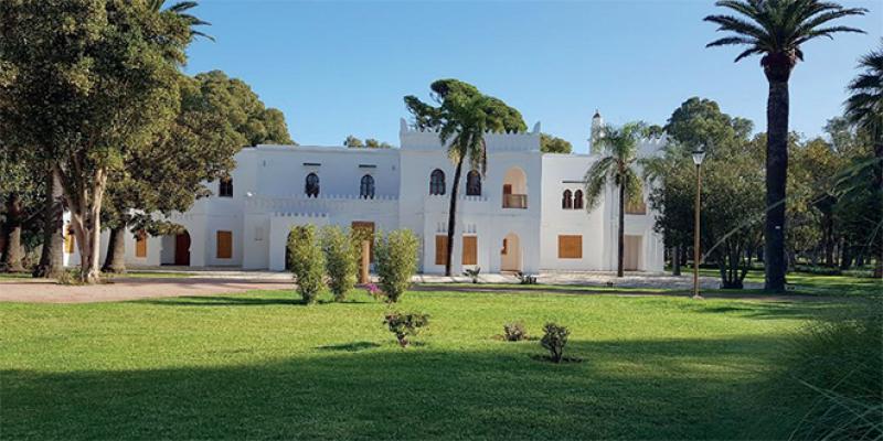 Villa Harris, un bel écrin pour une belle collection