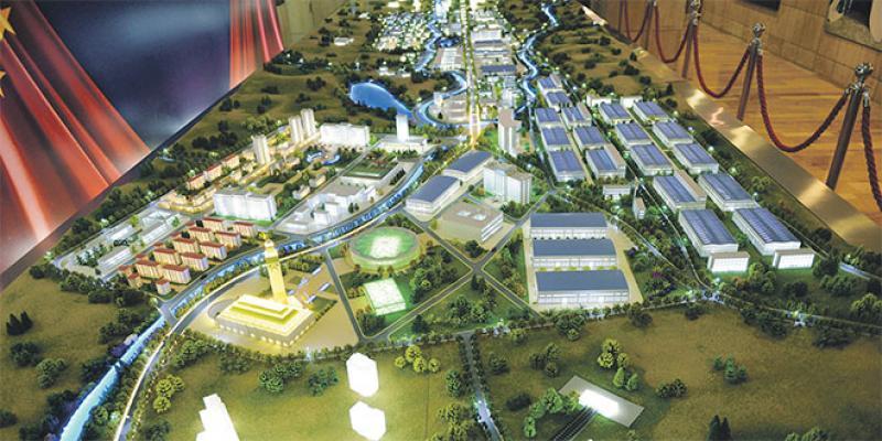 Le Maroc tient sa première ville industrielle