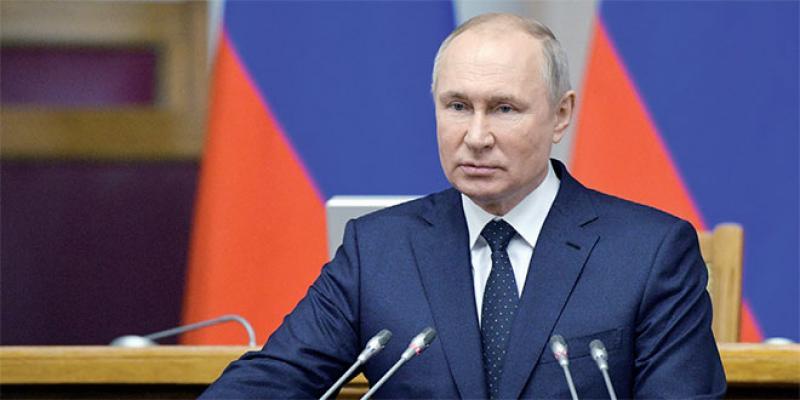 Vaccins: Poutine favorable à la levée des brevets!