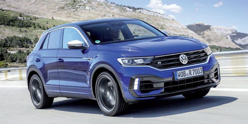 Renouvellement de gamme pour Volkswagen