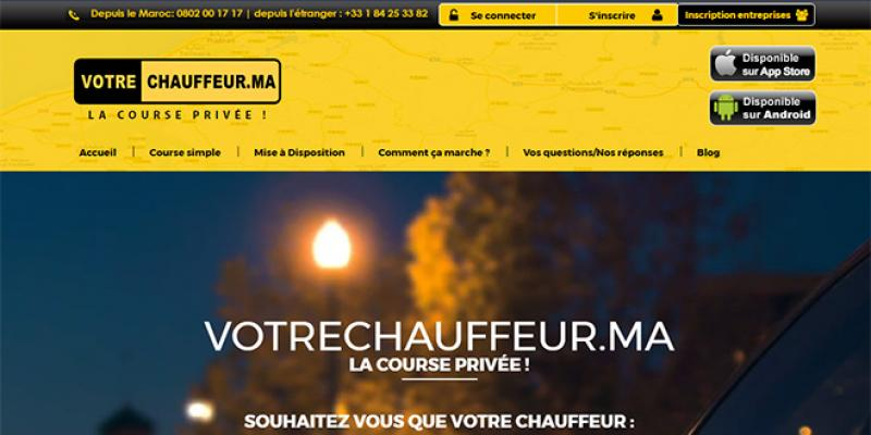 VTC: Nouveau tour de table chez VotreChauffeur.ma