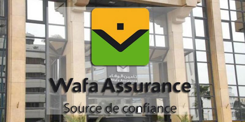 Wafa Assurance: L'activité stable au 1er semestre