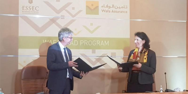 Wafa Assurance forme ses cadres au leadership bienveillant
