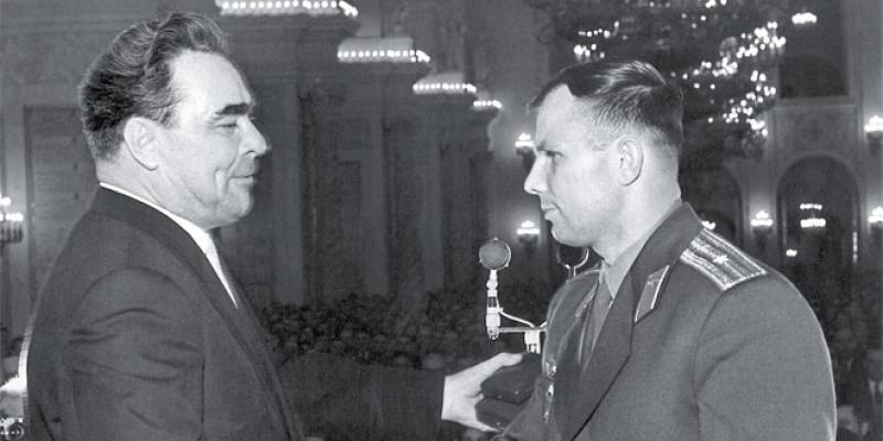 Il y a 60 ans, la conquête de l'espace par Gagarine