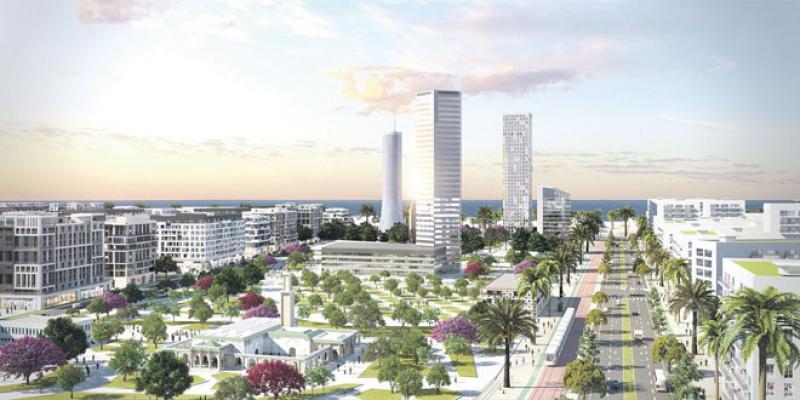 Immobilier: Zenata, un modèle pionnier pour l'Afrique