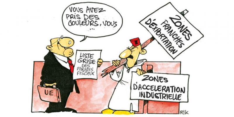 Export: Zones franches, c'est fini!