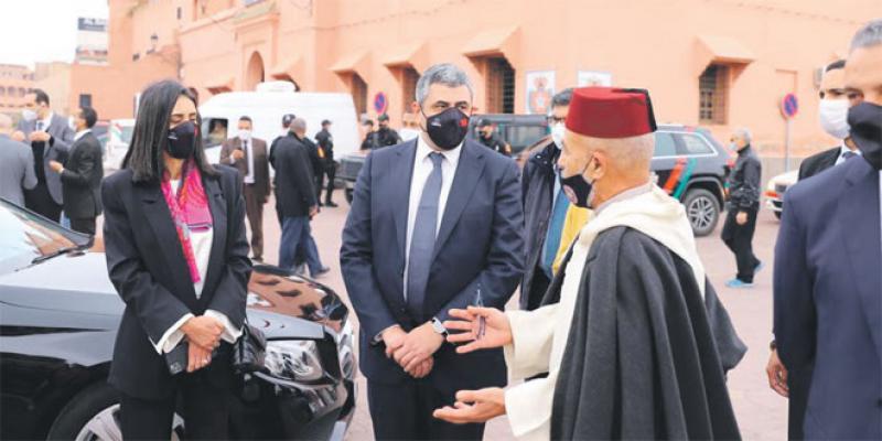 Tourisme: Marrakech dans les radars de l'OMT
