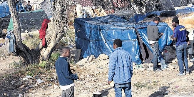 Maroc : Des centaines de migrants éloignés du Nord