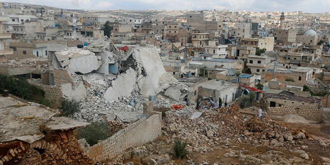 Reconstruction en Syrie: délégation russe à Damas