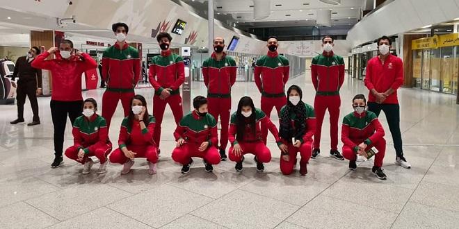 Championnats d'Afrique de Taekwondo: 8 médailles pour les Marocains
