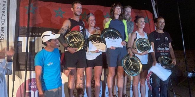 Deux scandinaves remportent le Trans Atlas Marathon