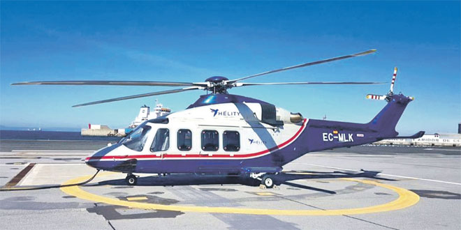 Tanger-Algésiras en hélicoptère dès juin