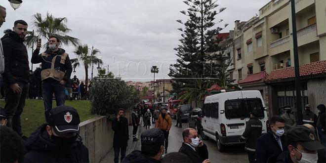 Tanger/ Inondation d'un atelier clandestin: Le bilan passe à 24 morts