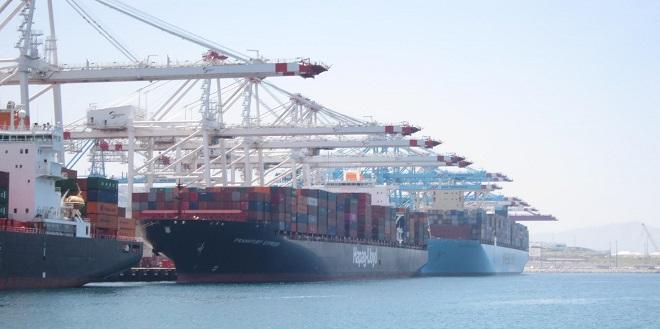 Tanger : Le port de TangerMed premier en Afrique