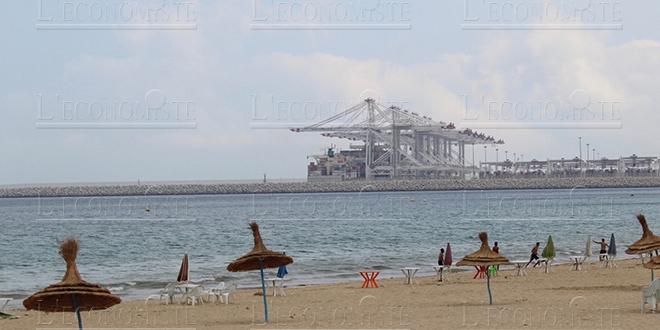 Tanger Med : Le TC 3 prêt à entrer en service