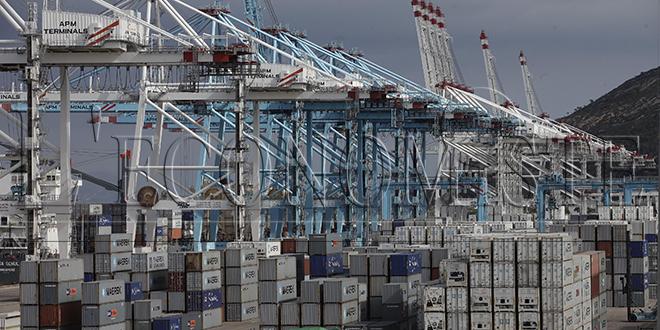 Les exportations marocaines vers l'Espagne en hausse de 8% au T1