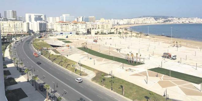Tanger: Une nouvelle trémie près de la corniche