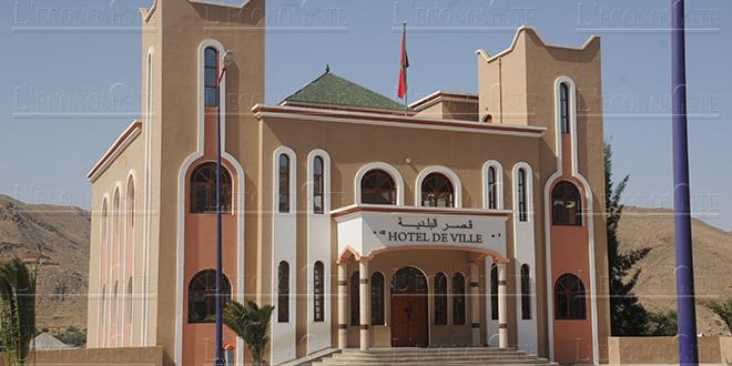 177 MDH pour le développement de la province de Taroudant