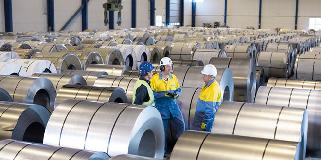 Sidérurgie : Bruxelles dit non à la fusion Tata Steel-Thyssenkrupp