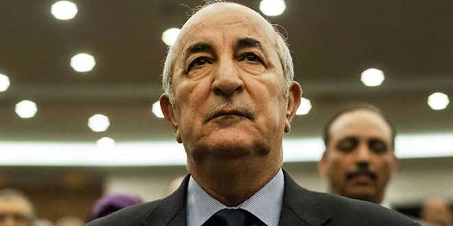 Présidentielle algérienne: Le candidat Tebboune arrive en tête