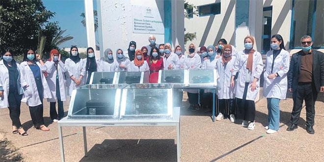 «Des ambassadrices du solaire» au service de la transition énergétique